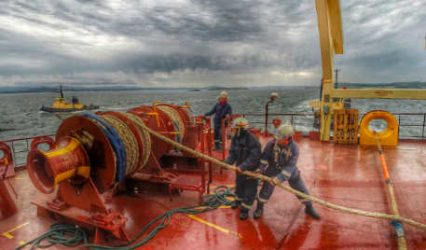 Seafarers – front-line environmental guardians